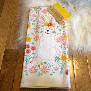 Cuisinart 2 Pack Rabbit Kitchen Towels